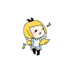 Lovely Maid Girl
