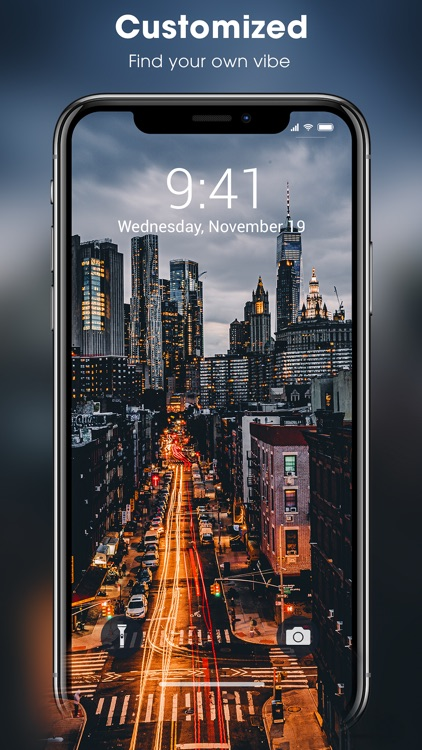 Live Wallpapers for iPhone. screenshot-3