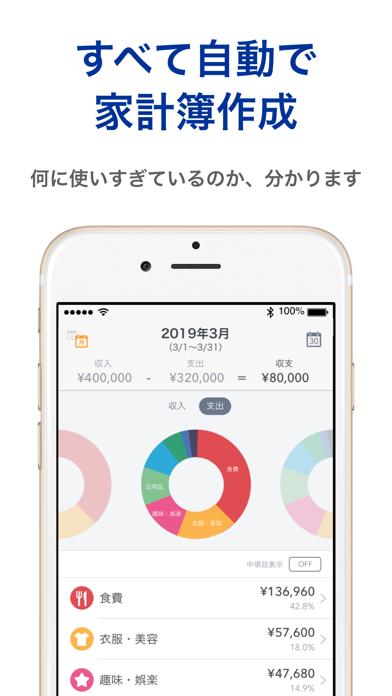 マネーフォワード for 住信SBIネット銀行 ScreenShot1
