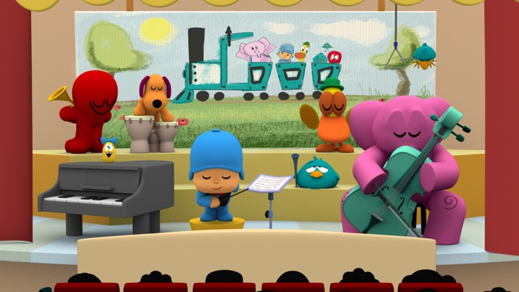 Pocoyo Classical Music Lite screenshot-2