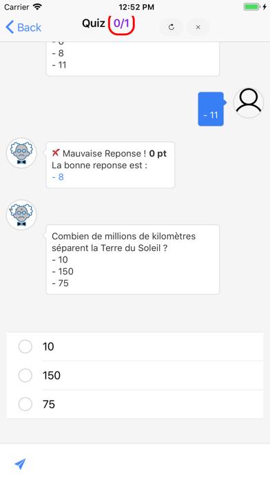 Physique 3ème screenshot 3