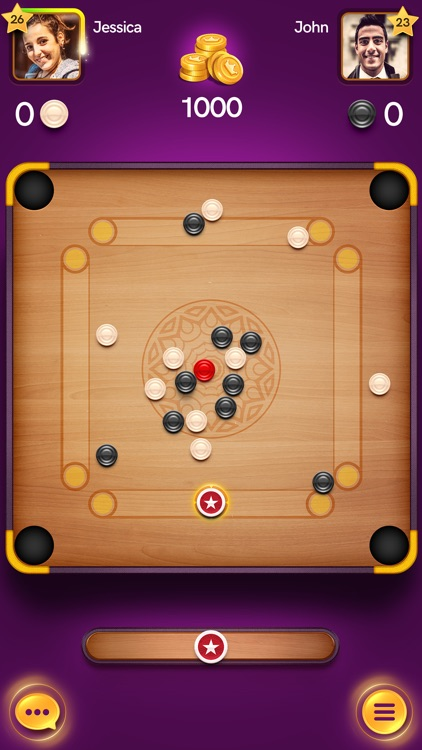 Carrom Pool: Disc Game screenshot-1