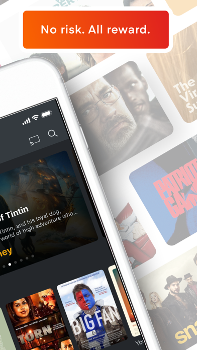 Plex: Movies, TV, Music + more Screenshot