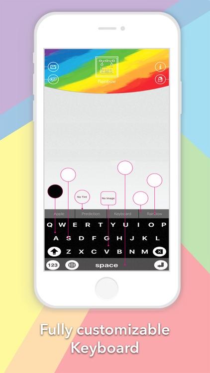 Rainbow Indic Keyboard