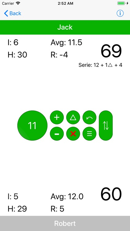 Billiard Score screenshot-2