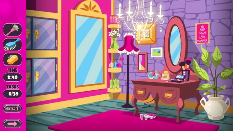 Sweet Baby Girl Cleanup House screenshot-5