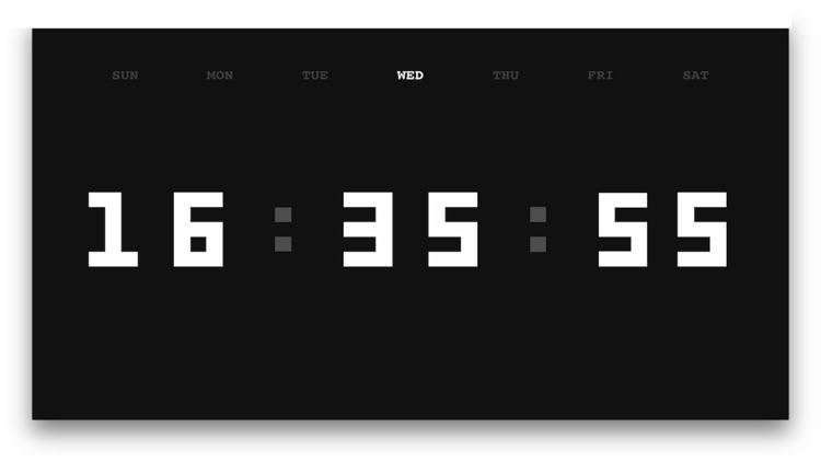 Digit Clock