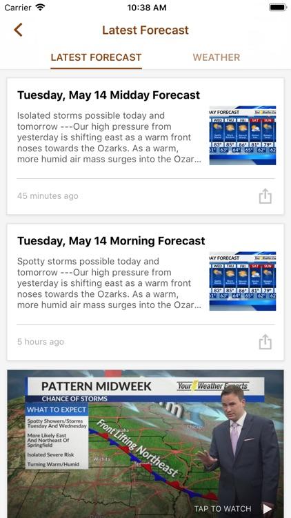 KOLR10 Weather Experts screenshot-3
