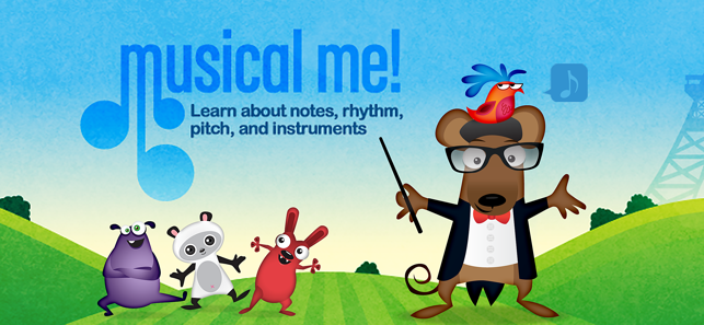 ‎Musical Me! - Kids Songs Music Screenshot