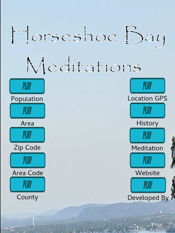 Meditations: Horseshoe Bay screenshot 4