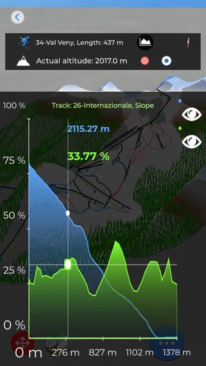3DSkiTracks - Italy screenshot-3