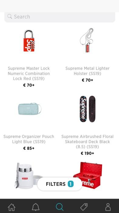 Herunterladen KLEKT – Sneakers & Streetwear für Pc