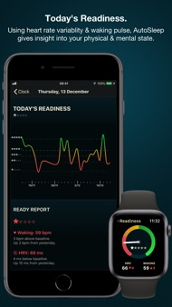 AutoSleep Track Sleep on Watch iphone images