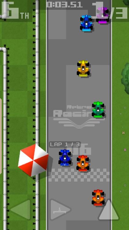 Retro Racing screenshot-0