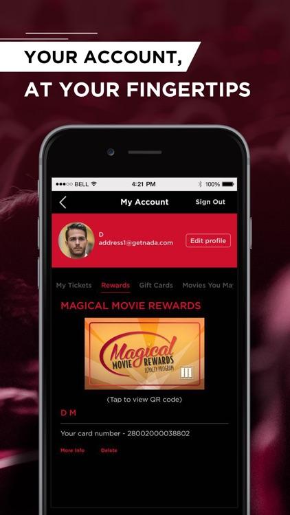 Marcus Theatres & Movie Tavern screenshot-5