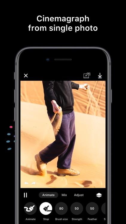 Disflow - Motion Image Editor screenshot-3