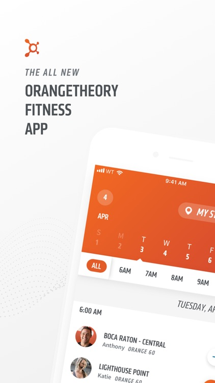 Orangetheory Fitness screenshot-0