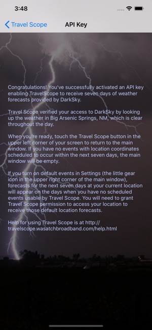 Travel Scope on the App Store