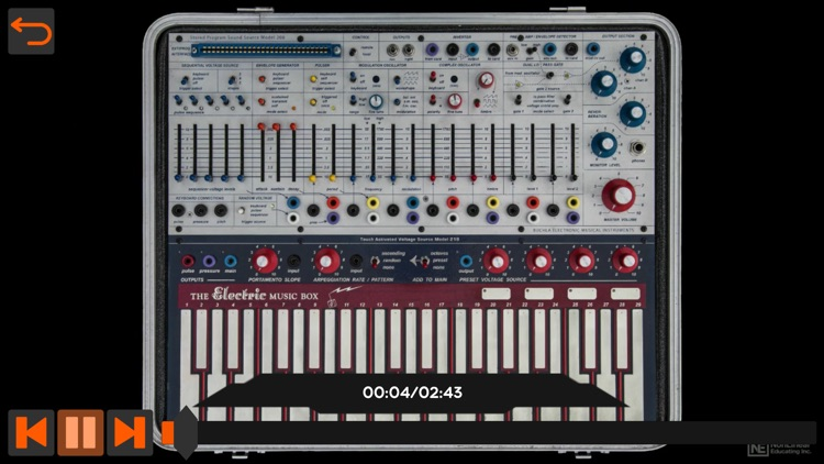 Intro Course for Buchla Easel screenshot-3