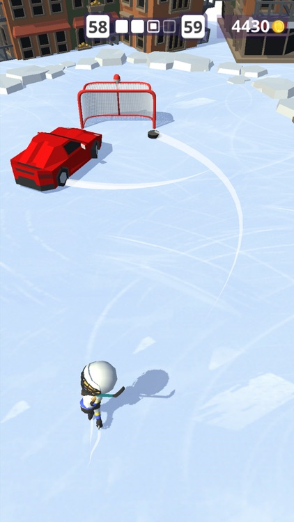 Happy Hockey! screenshot-3