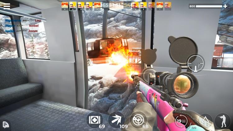 AWP Mode: Epic 3D Sniper Game screenshot-4