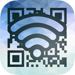 Cloud QR Wifi