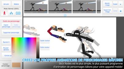 Screenshot #1 pour Stick Nodes Pro - Animateur