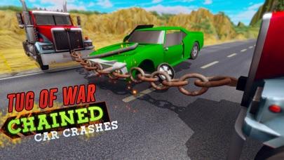 Chained Car Crash Beam Drivingのおすすめ画像3