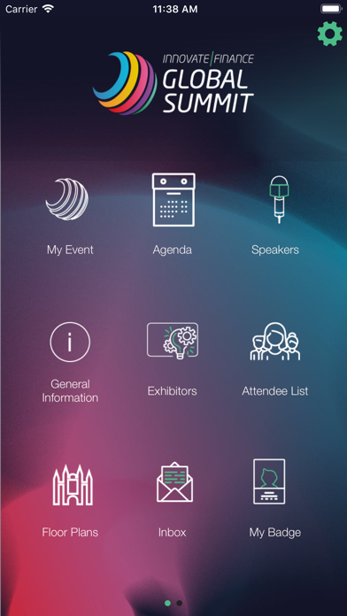 Innovate Finance screenshot one