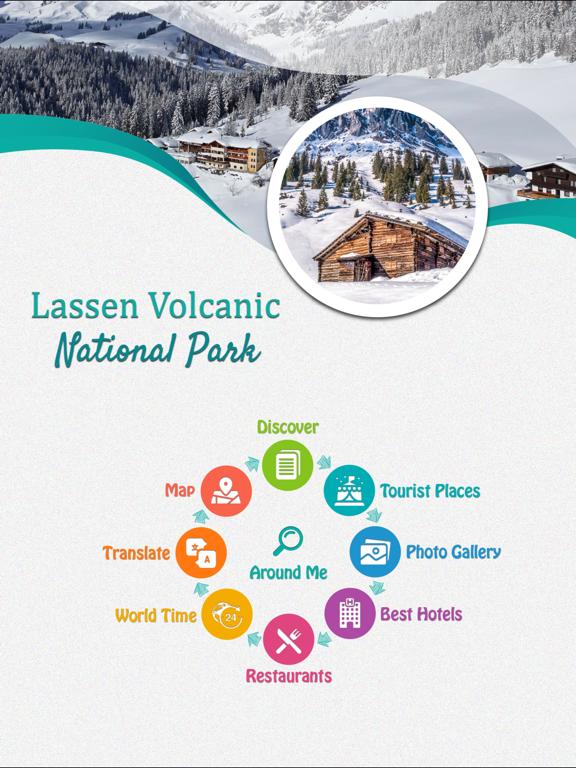 Lassen Volcanic screenshot 7