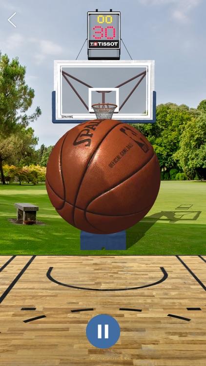 NBA AR Basketball