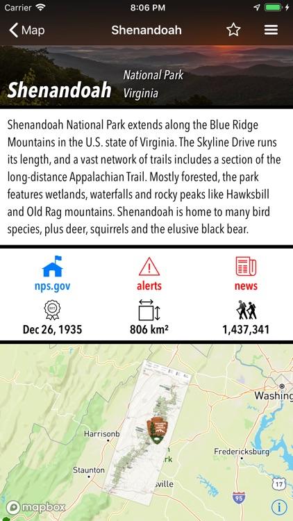 Virginia Pocket Maps screenshot-6