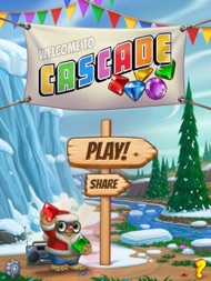 Cascade Gem & Jewel Adventure ipad images