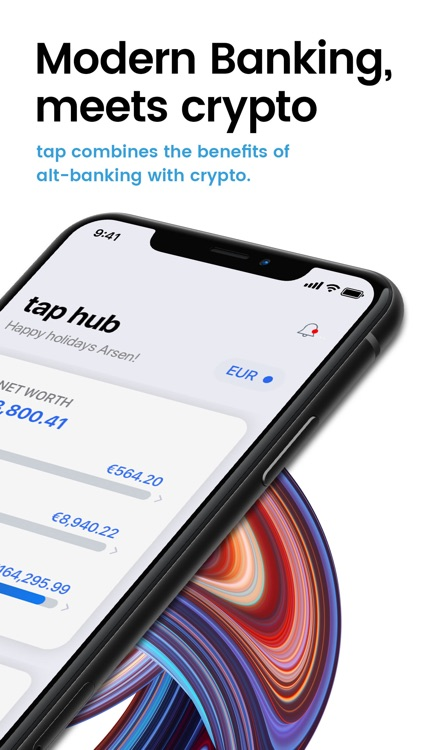 Tap - Buy & Sell Bitcoin