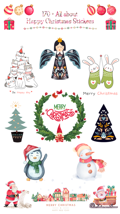 170+ All about Happy Christmas screenshot 1