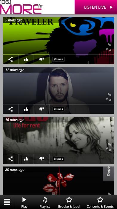 点击获取106.1 More FM