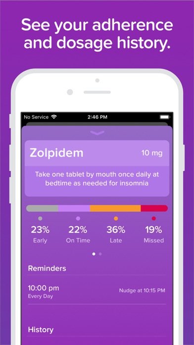 Wellness: Mood Meds & Health screenshot four