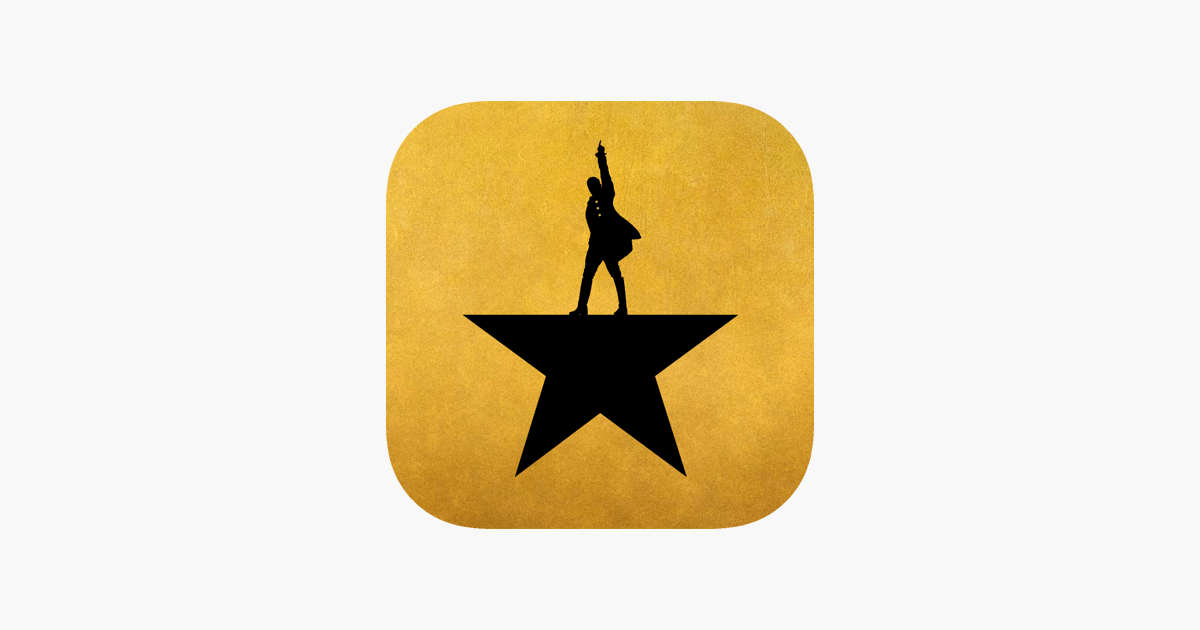 Hamilton - The Official App on the App Store