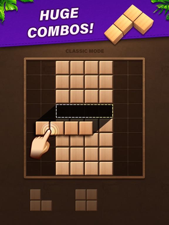Fill Wooden Block Puzzle 8x8 App Price Drops