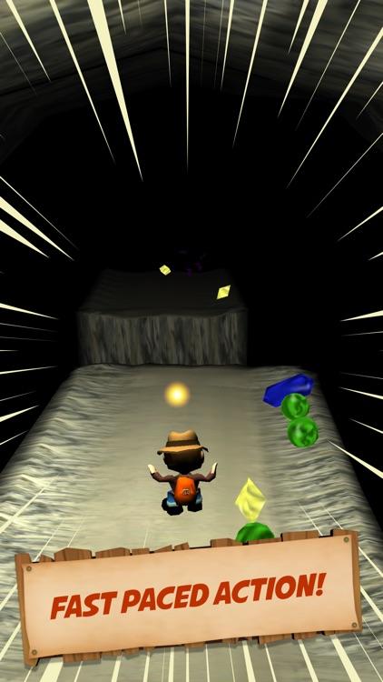 3D Cave Runner