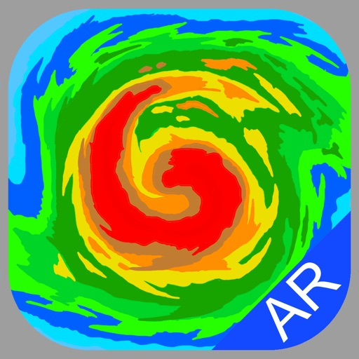 Radar AR Pro - Doppler Radar App for iPhone - Free Download