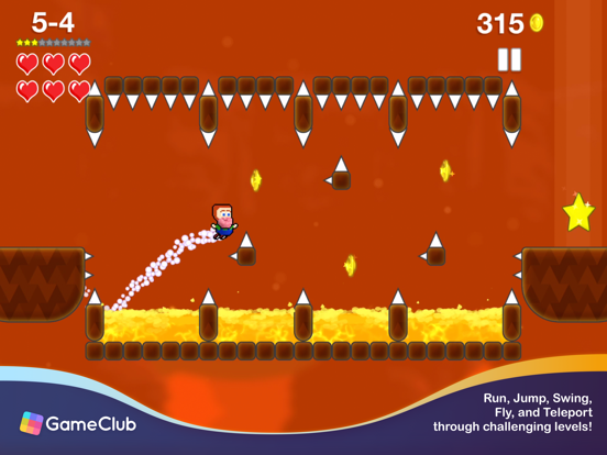Mikey Jumps - GameClub screenshot 6