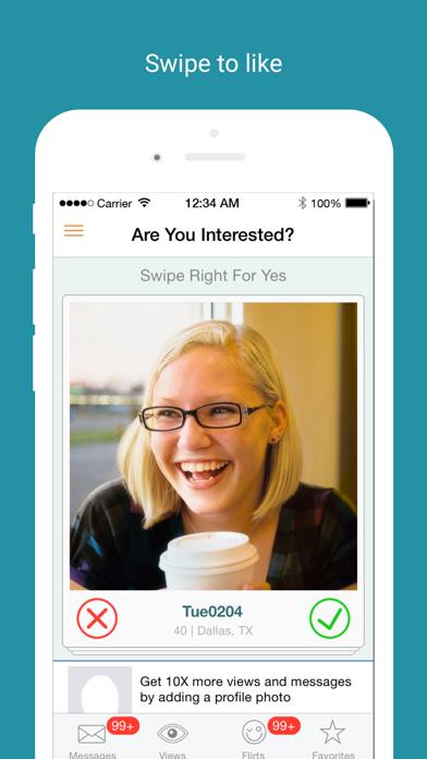 Big & Beautiful People Meet Screenshot