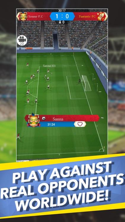 Top Football Manager - Soccer screenshot-0