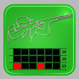 Clay Shooting Score Card Pro