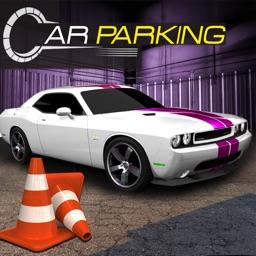 Modern Car Drive Parking 3D