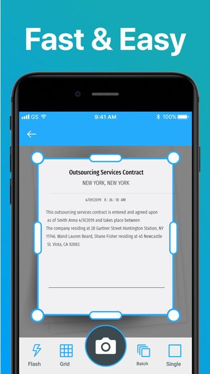 Faxy - Fax App for iPhone screenshot-3