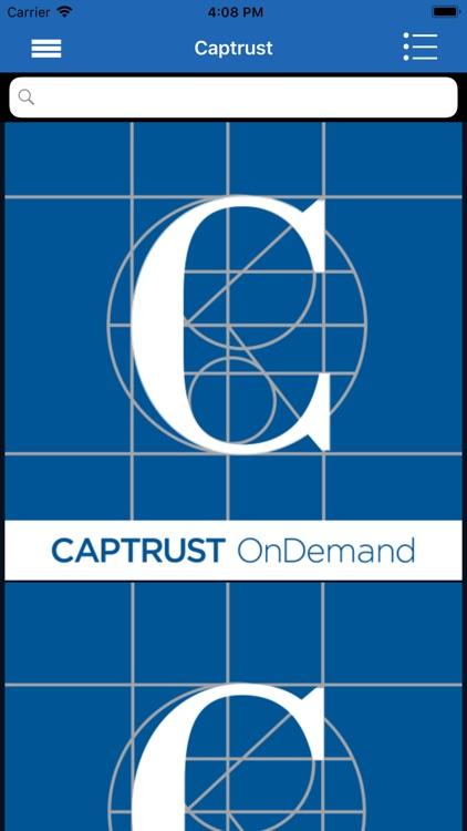 Captrust OnDemand