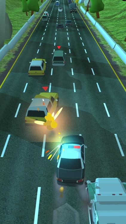 Police Chase - Hot Highways screenshot-4