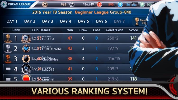 DreamSquad - Soccer Manager screenshot-3